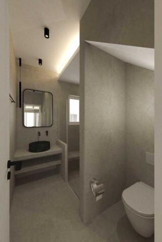executive deluxe suite blue bay bathroom