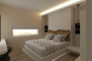 executive deluxe suite blue bay bedroom