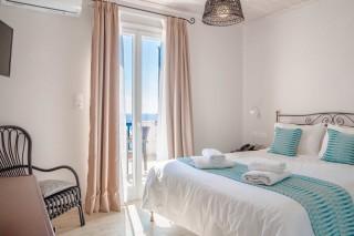 superior suite blue bay resort bedroom view